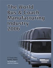 World Bus & Coach Manufacturing Industry 2006