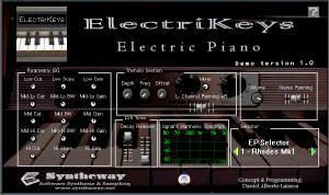 Syntheway ElectriKeys Electric Piano VSTi