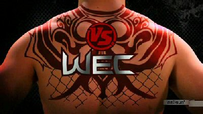 nailgun* Battles With Tribal Tattoos For Versus Network And WEC