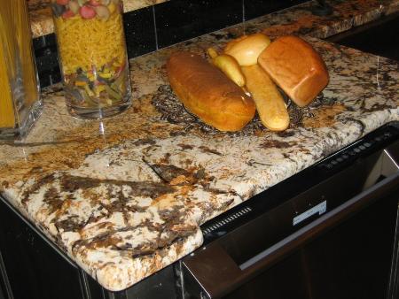 Granite Kitchen Countertop Fairlawn