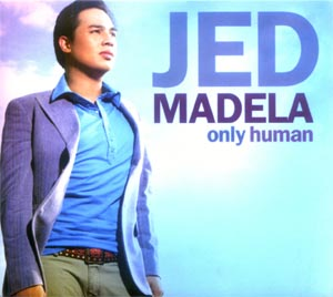 Jed Madela Only Human CD