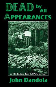 This is Dandola's third 1940's mystery novel.