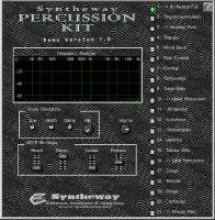 Syntheway Percussion Kit VSTi