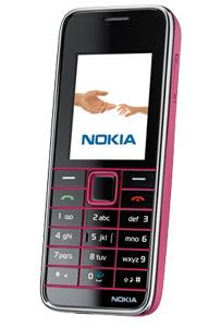 Nokia 3500 Classic Pink