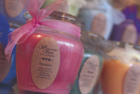 Wick-edly Sent Soap and Scented Candles Company