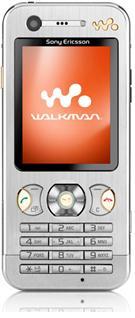 Sony Ericsson W890 Silver