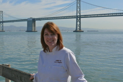 DINING IN Founder and Executive Chef, Traci Higgins
