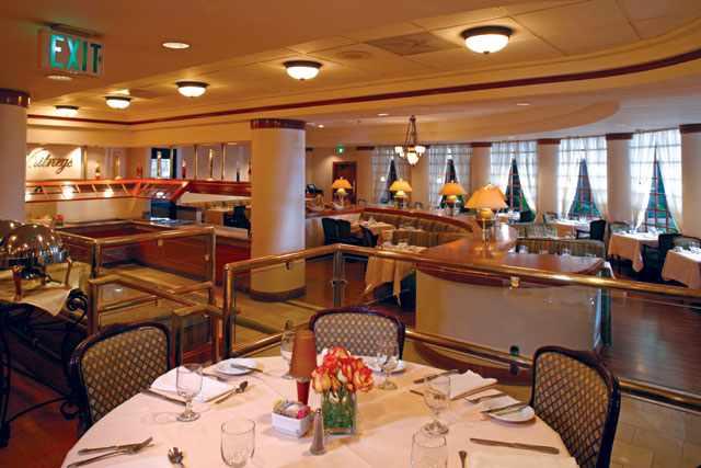 Whitney's Restaurant at Miami Marriott Dadeland