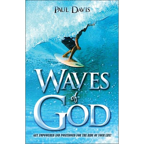 Paul F Davis author of Waves of God / www.PaulFDavis.com