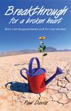 Breakthrough For A Broken Heart by author Paul F Davis / www.PaulFDavis.com