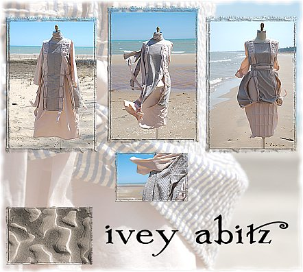An excerpt from the Ivey Abitz Summer 2008 Look Book