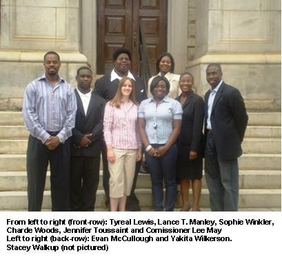 Scholarship Recipients & Community Leaders