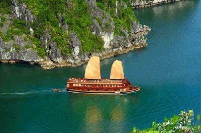 Cruise on Ha Long Bay