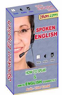 Absolute Free Spoken English Training ebook