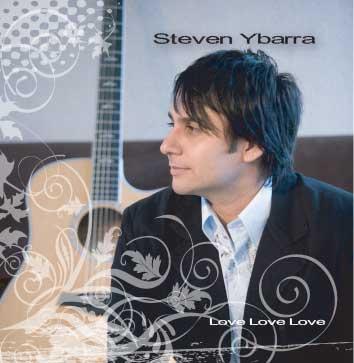 National Recording Artist Steven Ybarra