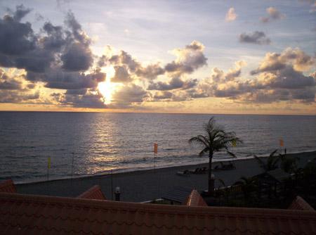 Zambales coast