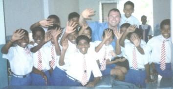 Missionary and Teacher Paul F. Davis - www.PaulFDavis.com