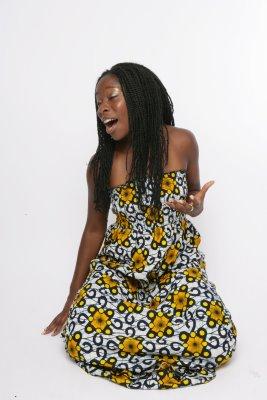 Iyeoka Ivie Okoawo to Compete at 2008 National Poetry Slam (photo credit Hesham)