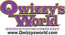 Qwizzy's World is available with the click of a mouse
