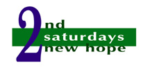 Second Saturdays New Hope PA.