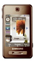 Samsung Tocco Gold