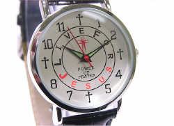 Live For Jesus Watches