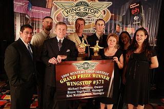 Wingstop Winners