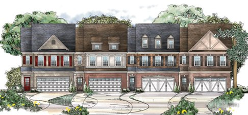McCar Homes - Alston Floorplan