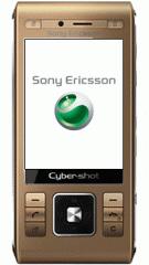 Sony Ericsson C905 Bronze