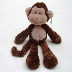 Jellycat Loppy Monkey