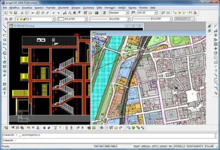 new version of progecad dwg design cad released caddit