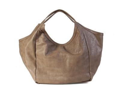 Pink Studios Vegan Hobo Bag