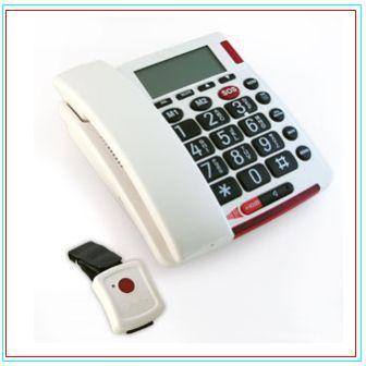 Medical Alert, Phone, Wrist Panic Button