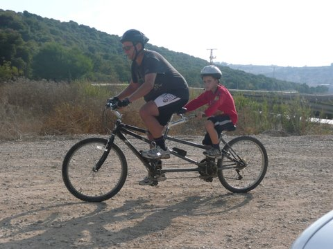 Family Bike tours in Israel