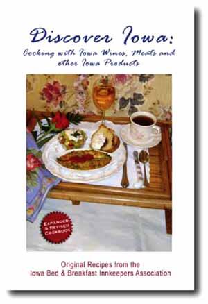 New Iowa Cookbook