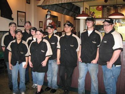 Odessa Wingstop Team