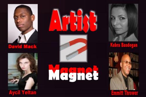 Artist Magnet Team