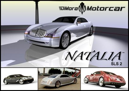 $2 Million Natalia SLS 2 by DiMora Motorcar
