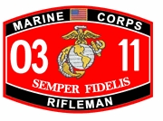 Marine Corps Decals