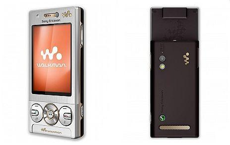 Sony Ericsson Expands W-Series