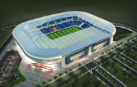 Birdair will serve as specialty subcontractor for Red Bull Arena.