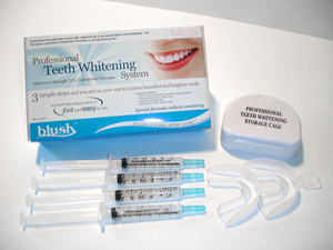 Blush Professional Teeth Whitening System