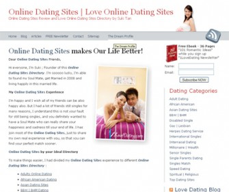 are any online dating sites real With online dating emerging as the main way singles are getting together a handy guide to niche dating sites by rose surnow feb 28 sounds like a real gem.