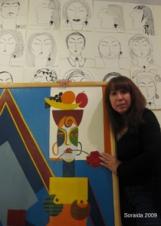The Many Faces Of Stereotypes By Soraida Creator Of Verdadism Artist Soraida Prlog Ahora, ella vive en nueva jersey. prlog