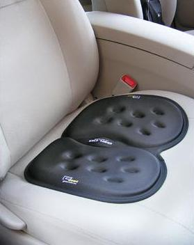 New Product Announcement Gel Seat Cushion For Car Desk