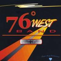 76 Degrees Cd cover art