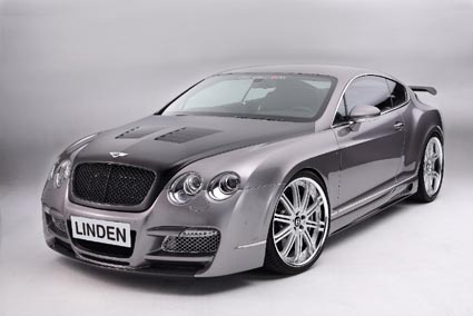 New Bentley modification kit from Linden Special Projects