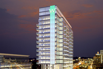 W Atlanta Hotel