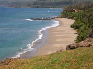 Pristine Deserted Beaches in Costa Rica