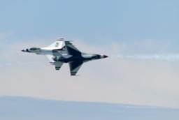 Credit union 2009 air show at jones beach to star u s air force